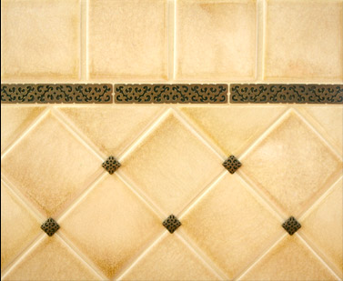 Decorative Accent Tiles For Kitchen